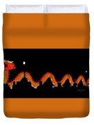 Dragon Lantern  Duvet Cover