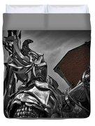 Dragon Slayer Duvet Cover
