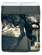 Dragon Tree Duvet Cover