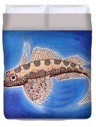 Dragonet Fish Duvet Cover
