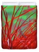 Dragonfly 9 Duvet Cover