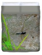 Dragonfly A Duvet Cover