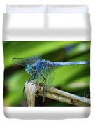 Dragonfly Color Duvet Cover