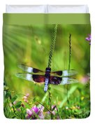 Dragonfly Delight Duvet Cover