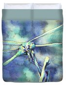 Dragonfly II Duvet Cover
