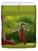 Dragonfly Resting II Duvet Cover