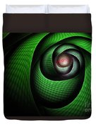 Dragons Eye Duvet Cover by John Edwards