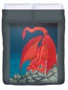 Dragons Love Duvet Cover