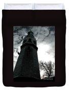 Dramatic Lighthouse Duvet Cover