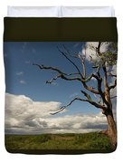 Dramatic Overlook Duvet Cover