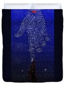 Draw Nigh To God Duvet Cover