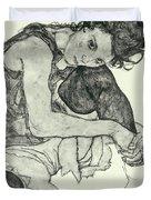 Drawings I Duvet Cover