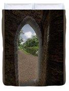 Drayton Footbridge Duvet Cover