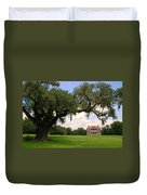 Drayton Hall Plantation Charleston Duvet Cover