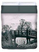 Dream Bridge Duvet Cover