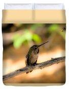 Dream Hummingbird Duvet Cover