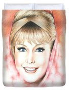 Dream Of Jeannie Duvet Cover