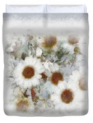 Dream Of Marguerite Duvet Cover