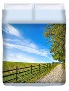 Dream Path Duvet Cover