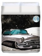 Dream To Reality Duvet Cover