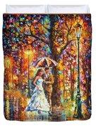 Dream Wedding Duvet Cover