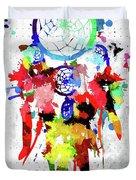Dreamcatcher Grunge Duvet Cover