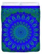 Dreamer Kaleidoscope Duvet Cover