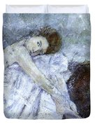 Dreaming  Duvet Cover