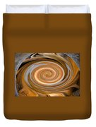 Dreaming In Hopi Land Duvet Cover