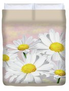 Dreaming Of Daisies Duvet Cover