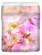 Dreaming Of Orchids Duvet Cover