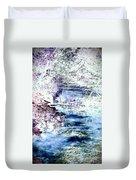 Dreaming River Duvet Cover