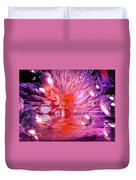 Dreams 3 Chrysanthemum Duvet Cover
