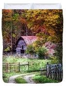 Dreams On The Farm Duvet Cover