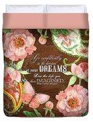 Dreams - Thoreau Duvet Cover