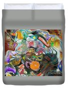 Dreamtime Duvet Cover