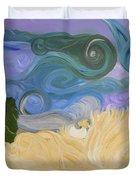 Dreamweaving  Duvet Cover