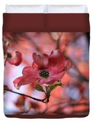 Dreamy Dogwood Duvet Cover