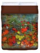 Dreamy Flowers Duvet Cover