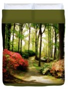 Dreamy Path Duvet Cover