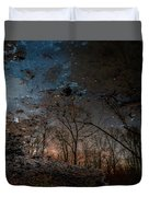 Dreamy Reflections Duvet Cover