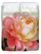 Dreamy Rose Duvet Cover