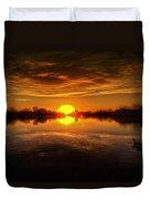 Dreamy Sunset II Duvet Cover