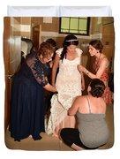 Dress Help Duvet Cover