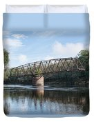 Drew Bridge Duvet Cover