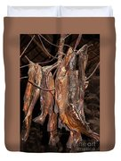 Dried Fish Duvet Cover