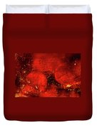 Dried Red Pepper Duvet Cover