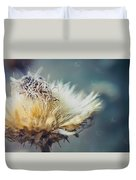Dried Thistle Duvet Cover