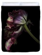 Dried Tulip Duvet Cover