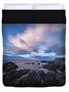 Drifting Clouds II Duvet Cover